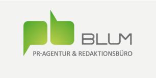 BLUM PR-Agentur & Redaktionsbüro