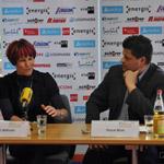 9. Juni: Pressekonferenz ODLO City-Biathlon