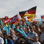 Absoluter Volltreffer: ODLO City Biathlon in Püttlingen